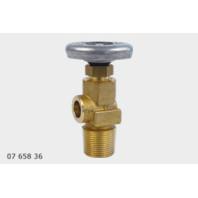GCE Lahvový uzavírací ventil ACETYLEN 0765836 07 658 36