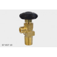 GCE Lahvový uzavírací ventil 300 bar vodík 0765529 07 655 29