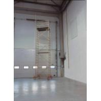 ALVE 7200/04, Pracovní plošina ocelová 7200  7200/4