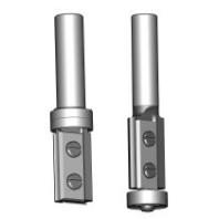 NORMA Fréza žiletková ořezávací - dvoubřitá 18x50x100 st. 12 mm 90063