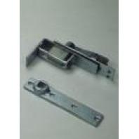 BRANO Podlahový zavírač typ P221 SS kyvné se stavěčem 549 181 003 020