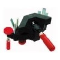 BESSEY Vyrovnávací úhlová svěrka, rozpětí 32 mm, pro zárubně síly 8 - 30 mm, WTR