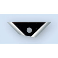 NOGA Nůž R3 trojúhelníkový 10-22 mm, BR3001 R3 (BR3010)
