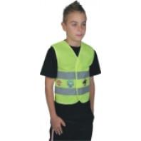 CANIS Reflexní vesta TEDDY pro děti 111400215000