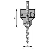 NORMA Záhlubník stavitelný SK pr. 3-7 mm 01201