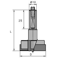 NORMA Sukovník pro kolíčkovací stroj pr. 25 mm levý 41251