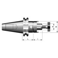 PILANA MCT Frézovací trn kombi DIN 69871-A 30 x 27 - 38 mm, 51801503 51801502