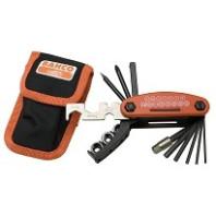 BAHCO BKE850901, Kombinovaná sada klíčů na kolo BKE850901