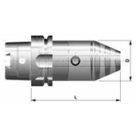 PILANA MCT Přesné vrtačkové sklíčidlo HSK-A63 x 3-16 - 110 mm DIN 69893-1 A 50402202