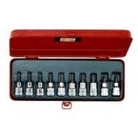 BAHCO 7809TORX/10, Sada nástrčných klíčů 1/2