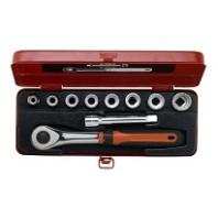 BAHCO 7819DME, Sada nástrčných klíčů 1/2