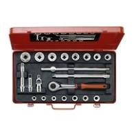 BAHCO 7886SME, Sada nástrčných klíčů 1/2