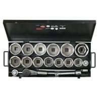 BAHCO 9540MBL, Sada nástrčných klíčů 1