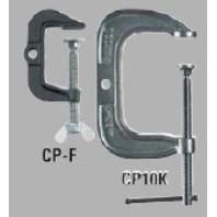 BESSEY Pólová svářečská svěrka, rozpětí 100 mm, vyložení 75 mm, CP10K