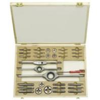 NAREX Souprava závitořezných nástrojů M 1-D HSS 340128