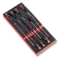 FACOM Modul s 10 šroubováky PROTWIST Ph/Pz včetně krátkých MODM.A5PB
