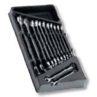 FACOM Modul se 13 očkoplochými klíči v palcových mírách MOD.440-4
