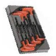 FACOM Modul se 7 zástrčnými TORX klíči s  MOD.89TX