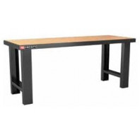 FACOM Dílenský stůl s dřevěnou pracovní deskou 2m WB.2000W