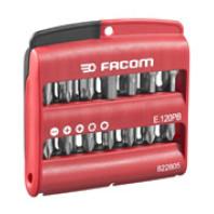 FACOM Sada 28 bitů kombinovaná typ 1 Pl/Ph/Pz/6hran/TORX E.120