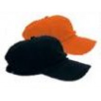 INDUSTRIAL Čepice ze syntetického flauše zimní fluorescentní oranžová 04390