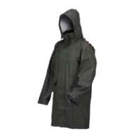 INDUSTRIAL Plášť do deště LLUVIA PU/PVC zelený 00129