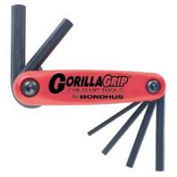 BONDHUS Kapesní sada Gorila Grip metric malá 7dílná 12592