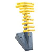 BONDHUS Sada T-klíčů BTX10/S inch 13190