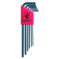 BONDHUS Sada BLX6 L-klíče s kuličkou BALLDRIVER 10946
