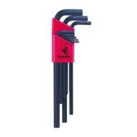 BONDHUS Sada imbusových L-klíčů bez kuličky HLX9 12199