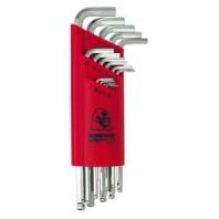 BONDHUS Sada L-klíčů BLX 15 MB chrom 17095