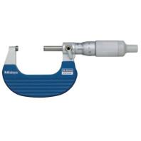MITUTOYO Třmenový mikrometr 25-50 mm s bubínkovou řehtačkou, 102-702