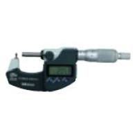MITUTOYO Digitální třmenový mikrometr DIGIMATIC 0-25 mm s výstupem dat, 395-262