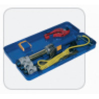 DYTRON Elektronická ruční svářečka komplet P-4a 650W MINI trnová 20-40 mm černý povlak 39771