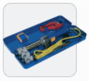 DYTRON Elektronická ruční svářečka komplet P-4a 650W TW MINI trnová černý povlak 04222