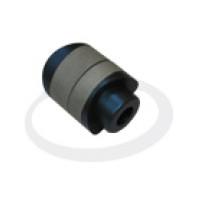 DYTRON Párový sedlový svařovací nástavec pr. 110/40 mm modrý DT povlak 37840