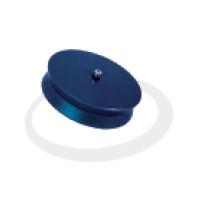 DYTRON Svařovací zrcadlo na tupo pr. 130 mm modrý DT povlak 03972