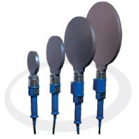 DYTRON Stolní svařovací zrcadlo POLYS P-4a LUX 800W  pr. 160 mm modrý DT povlak 28879