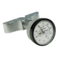 MITUTOYO Hloubkoměr s číselníkovým vodorovným úchylkoměrem 0-200 mm, 7231