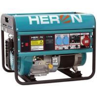 HERON Elektrocentrála benzínová EGM 65 AVR-3, 6500W, 15HP 8896118
