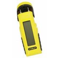 STANLEY Kontaktní vlhkoměr na dřevo a stavební materiály,  0-77-030