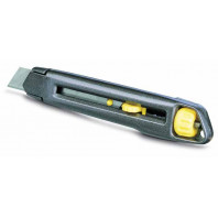 STANLEY Nůž Interlock s odlamovací čepelí 165 x 18 mm, 1-10-018