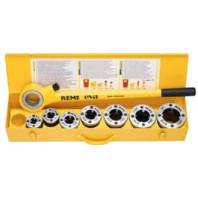 REMS Závitnice REMS eva Set v kufru z ocelového plechu 520010