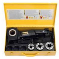 REMS Elektrická závitnice REMS Amigo E Set v kufru z ocelového plechu, Set M 20-25-32,  530014 230014