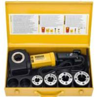 REMS Elektrická závitnice REMS Amigo Set v kufru z ocelového plechu, Set M 16-20-25-32 /Mx1,5/ 530022