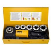 REMS Elektrická závitnice REMS Amigo 2 Set v kufru z ocelového plechu, Set Set M 20-25-32-40-50 (M × 1,5) 540022
