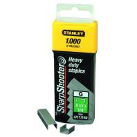 STANLEY Sponky HD typ G 4/11/140 6 mm 1000 ks, 1-TRA704T