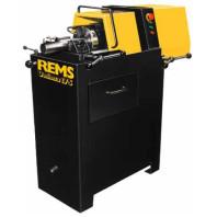 REMS Unimat 75 poloautomatický závitořezný stroj, s olejovo-hydraulickým/pneumatickým skličidlem 750004