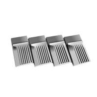 REMS Hřebínkové závitořezné čelisti, G 1/2-3/4 HSS, pro REMS Unimat 75 a 77 751507