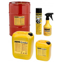 REMS Spezial, vysocelegovaná závitořezná látka, 50 litrů 140103